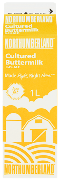 Northumberland Buttermilk