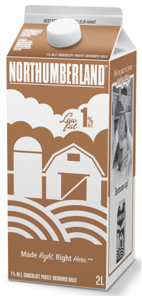 Northumberland 1% Chocolate Milk