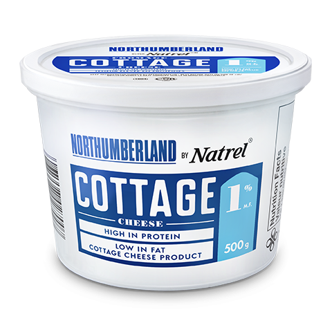 Northumberland 1% Cottage Cheese 500 grams